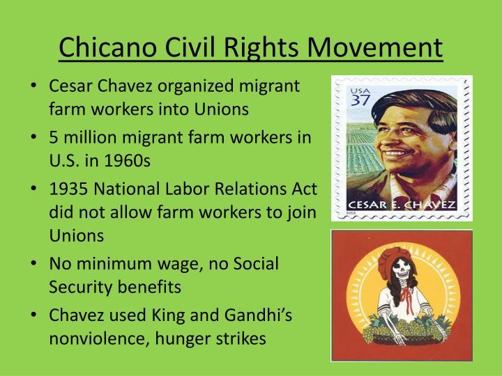 Chicano Civil Rights Movement