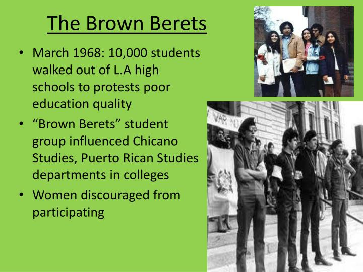 The Brown Berets
