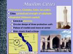 muslim cities