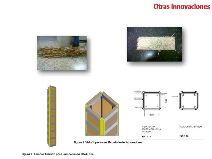 Otras innovaciones