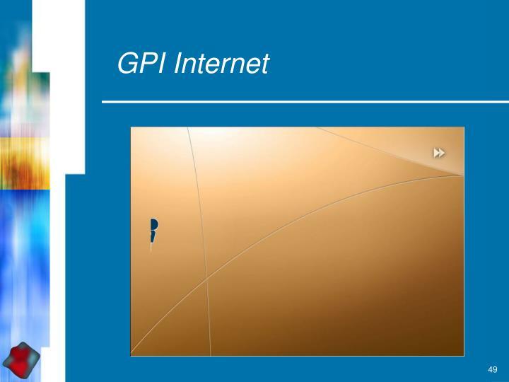 GPI Internet