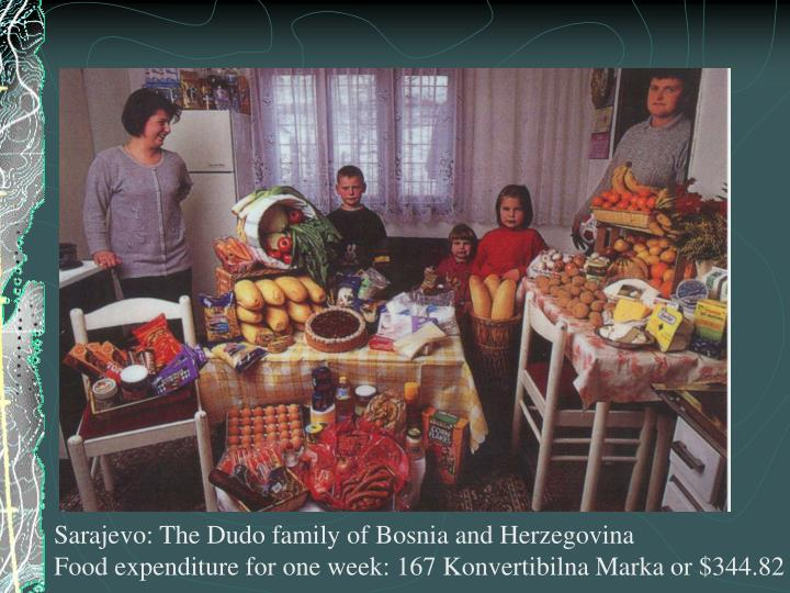 Sarajevo: The Dudo family of Bosnia and Herzegovina