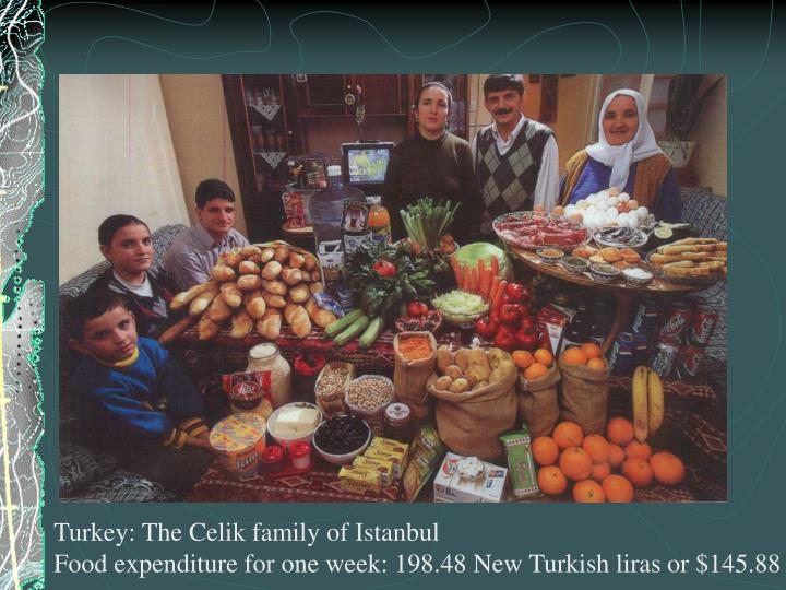 Turkey: The Celik family of Istanbul