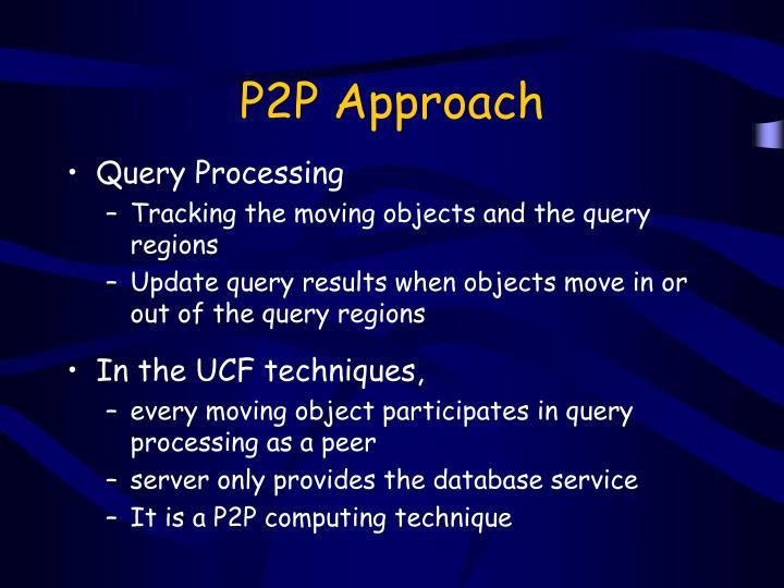 P2P Approach
