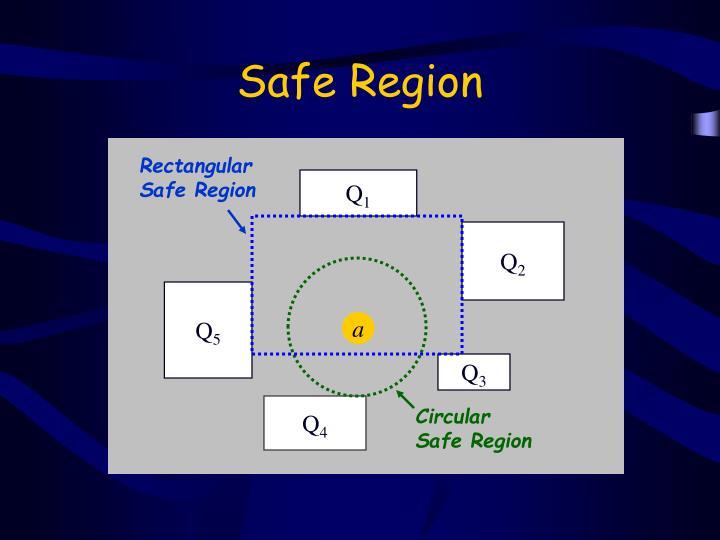 Safe Region