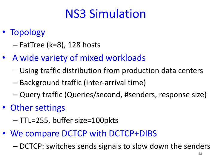 NS3 Simulation