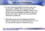 psk error performance2