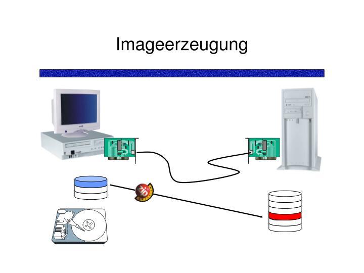 Imageerzeugung
