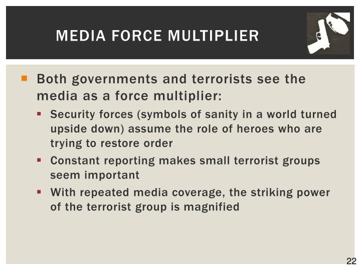 Media Force Multiplier