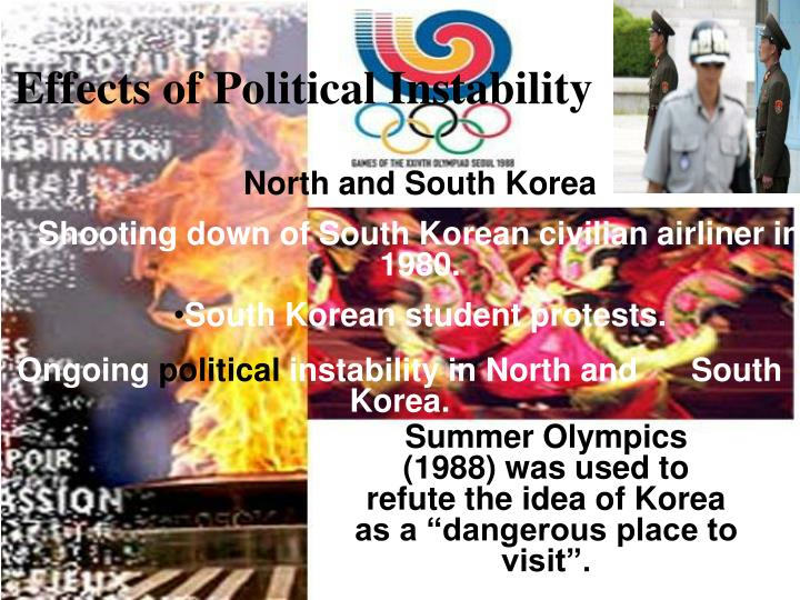 Effects of Political Instability