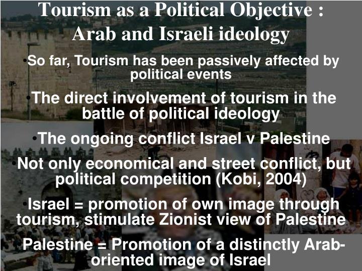 Tourism as a Political