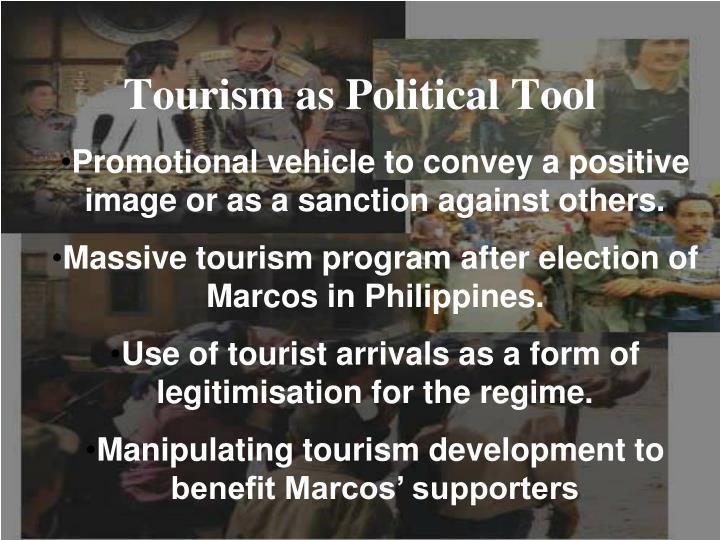 Tourism as Political