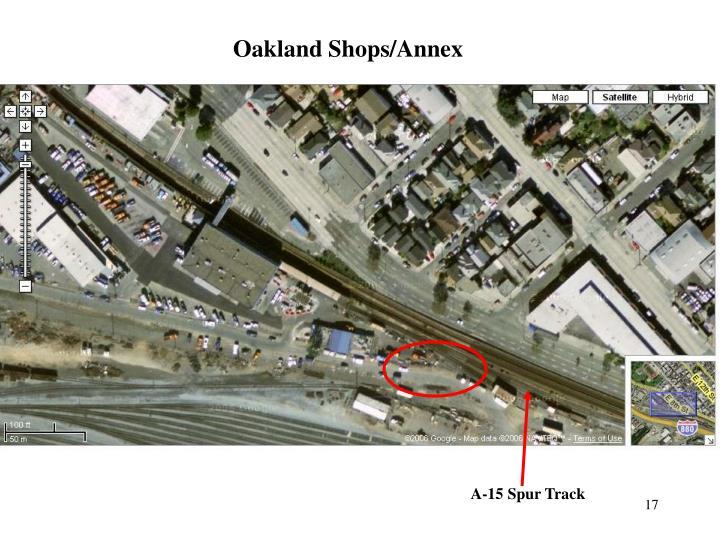 Oakland Shops/Annex
