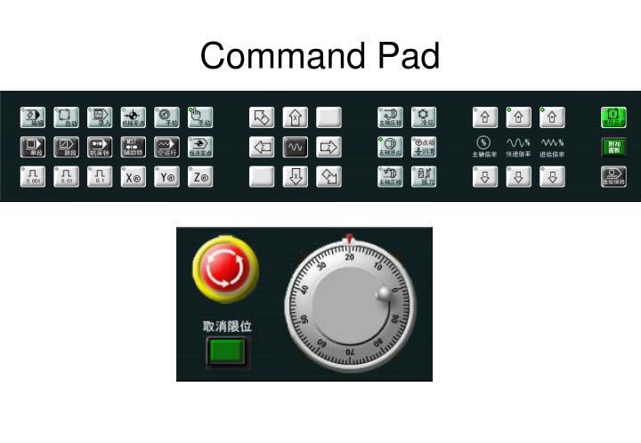 Command Pad