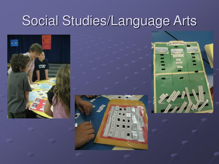 Social Studies/Language Arts
