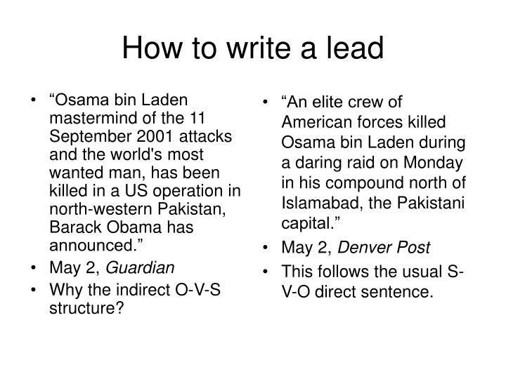 """Osama bin Laden mastermind of the 11 September 2001 attacks and the world's most wanted man, has been killed in a US operation in north-western Pakistan, Barack Obama has announced."""