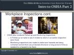 workplace inspections cont1