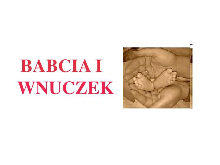 BABCIA I
