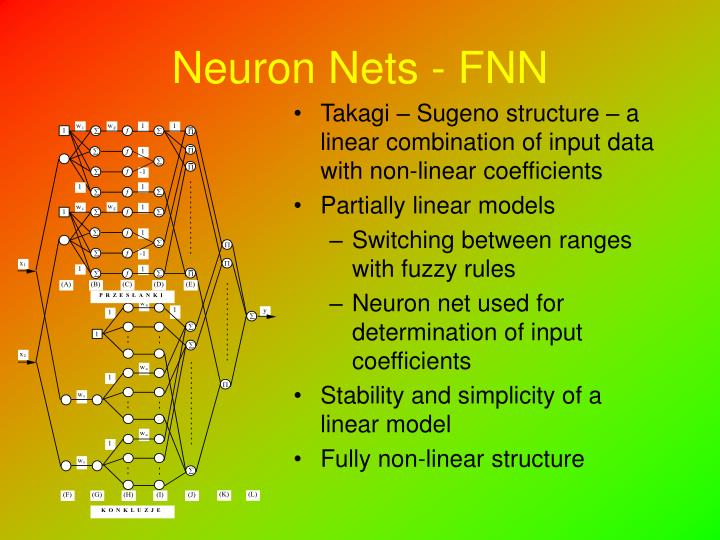 Neuron Nets - FNN