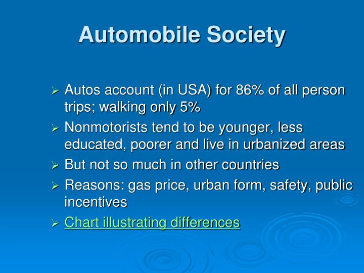 Automobile Society