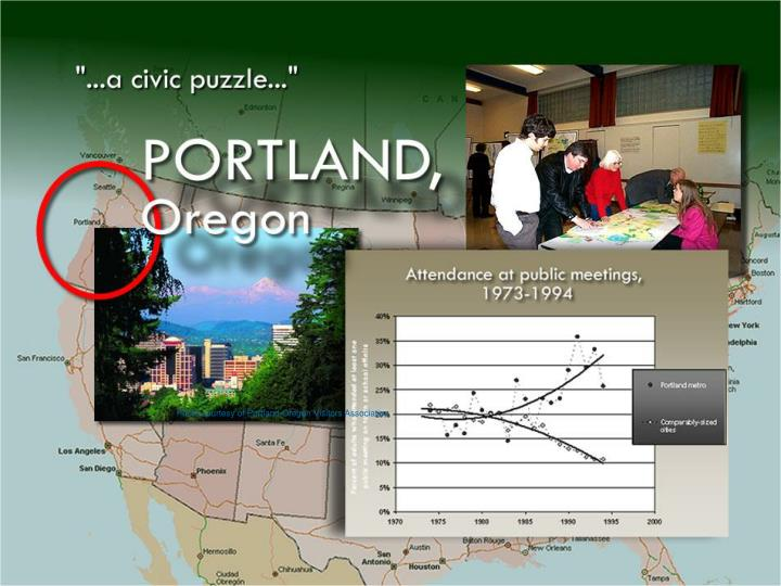Photo courtesy of Portland Oregon Visitors Association