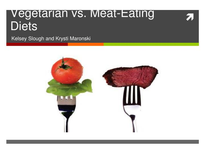 the necessity of transitioning from carnivorous to vegetarian lifestyles Vegetarian to omnivore  we are carnivores after all it's in our nature yes, we can live without meat, but our body is designed to get certain nutrition from meat  it is morally hard for me as a yoga teacher/practitioner being a vegetarian is part of the lifestyle but their does not seem to be any other option other than.