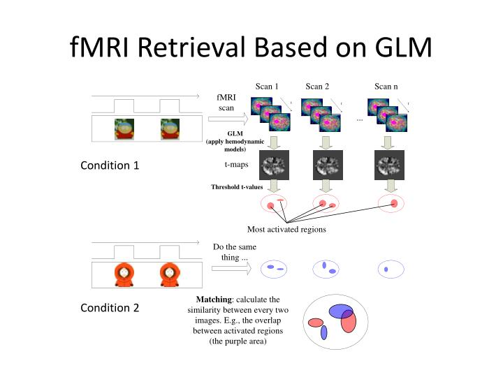 fMRI Retrieval Based on GLM