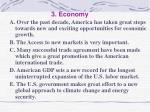 3 economy