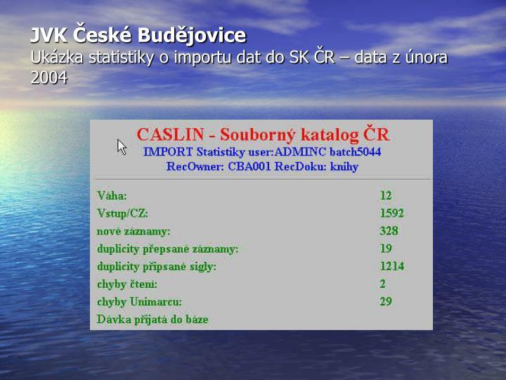 JVK České Budějovice