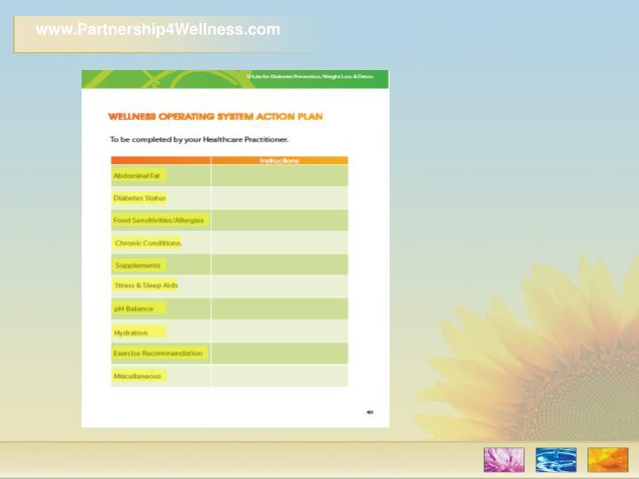 www.Partnership4Wellness.com