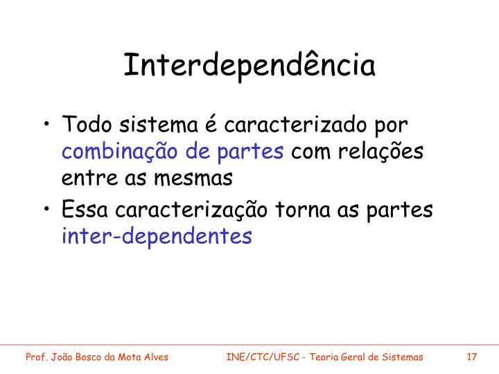 Interdependência