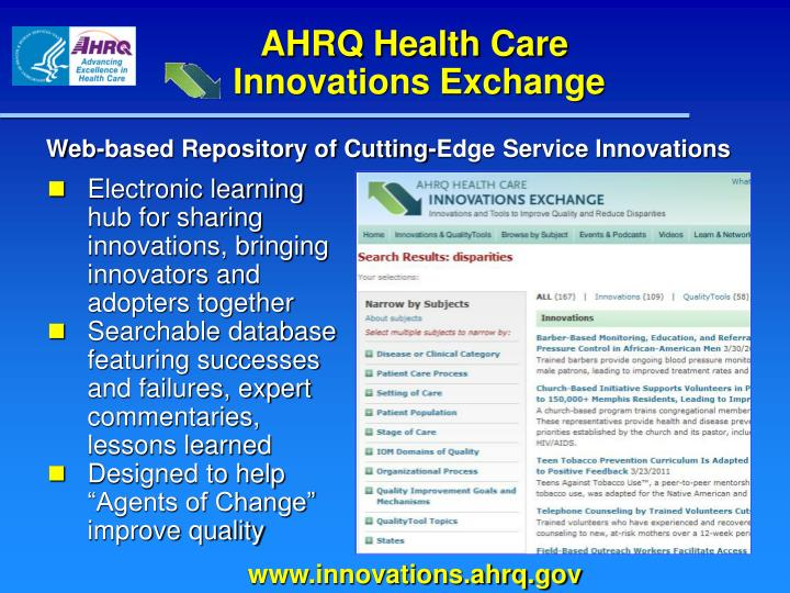 AHRQ Health Care