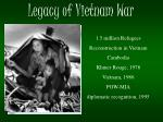 legacy of vietnam war1
