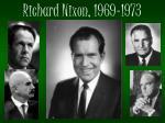 richard nixon 1969 1973