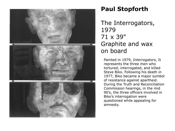 Paul Stopforth