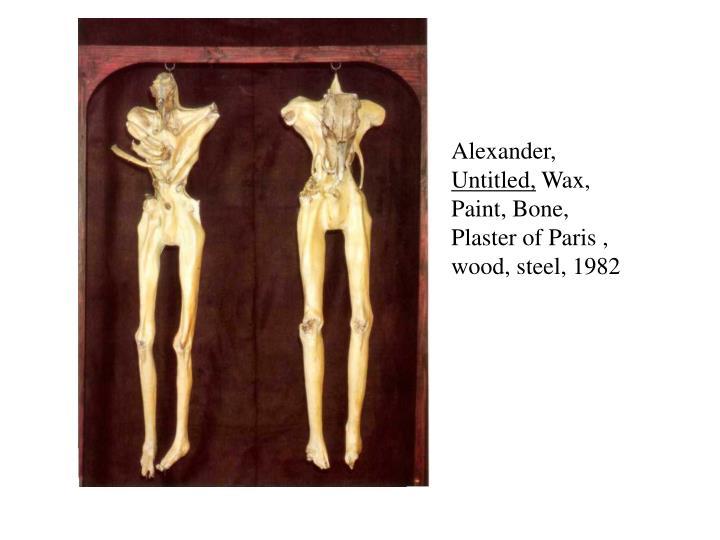 Alexander,