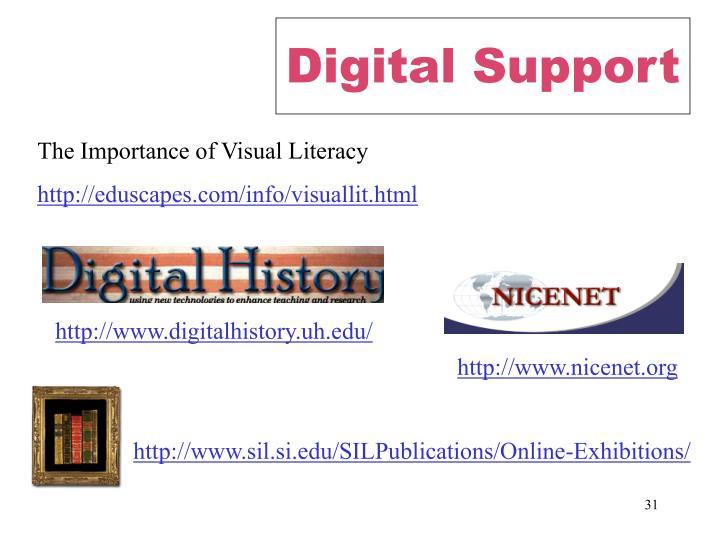 Digital Support