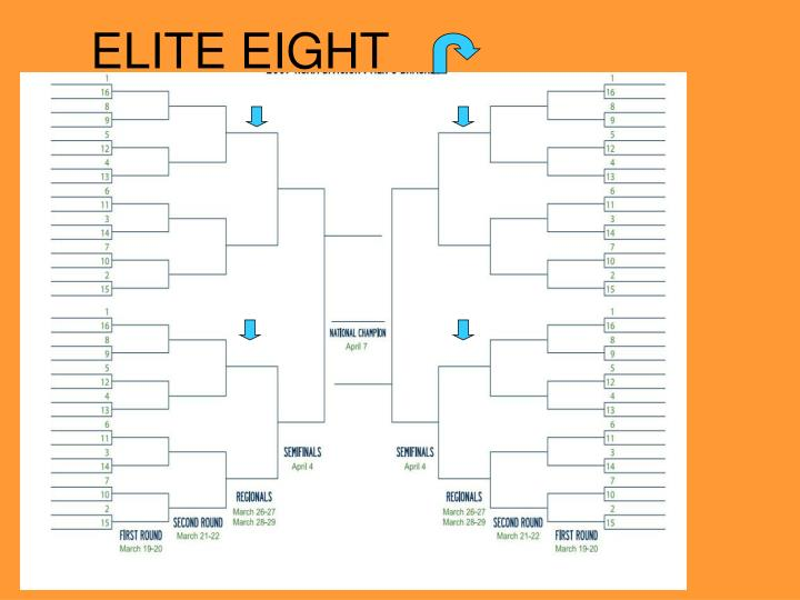 ELITE EIGHT