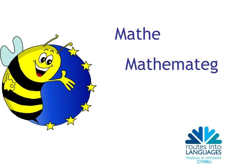 Mathe