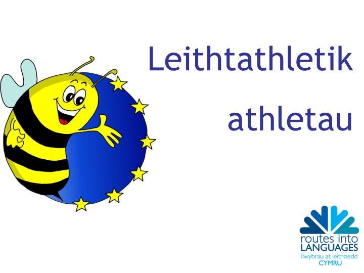 Leithtathletik