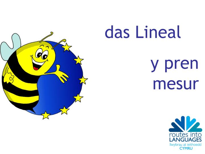 das Lineal