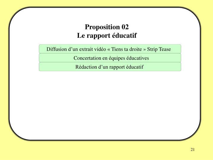 Proposition 02