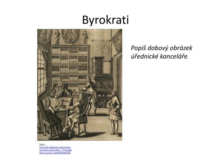 Byrokrati