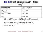 ex 12 first calculate g from g f