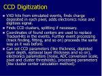ccd digitization