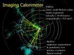 imaging calorimeter