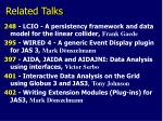 related talks