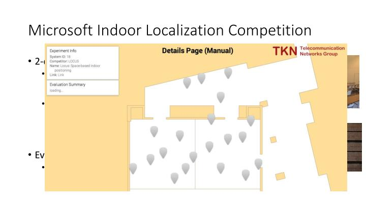 Microsoft indoor localization competition1