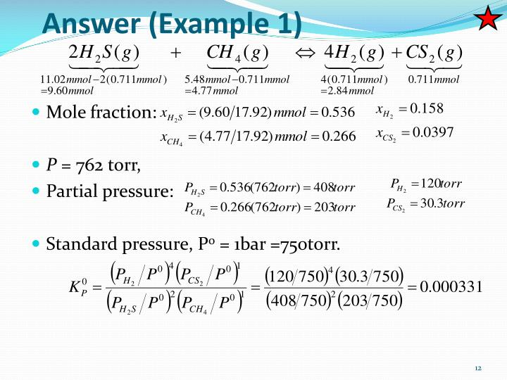 Answer (Example 1)
