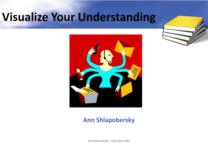 Visualize your understanding
